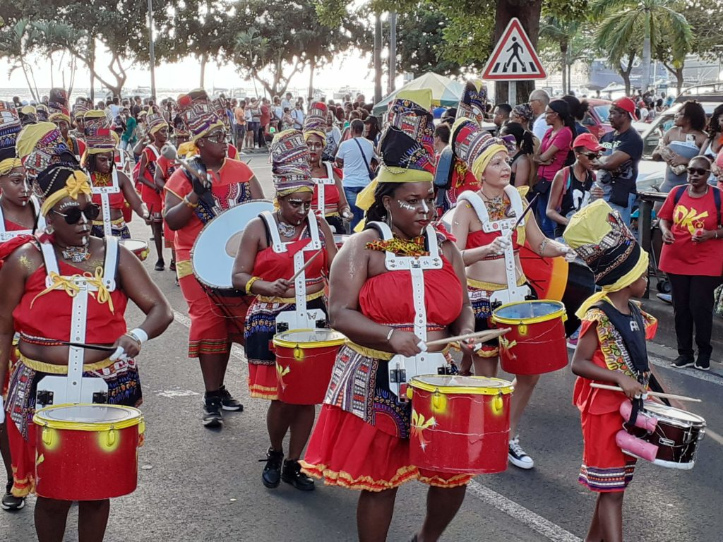 Carnaval Martinique Fort de France