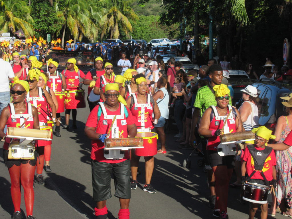 carnaval Martinique Ste Anne