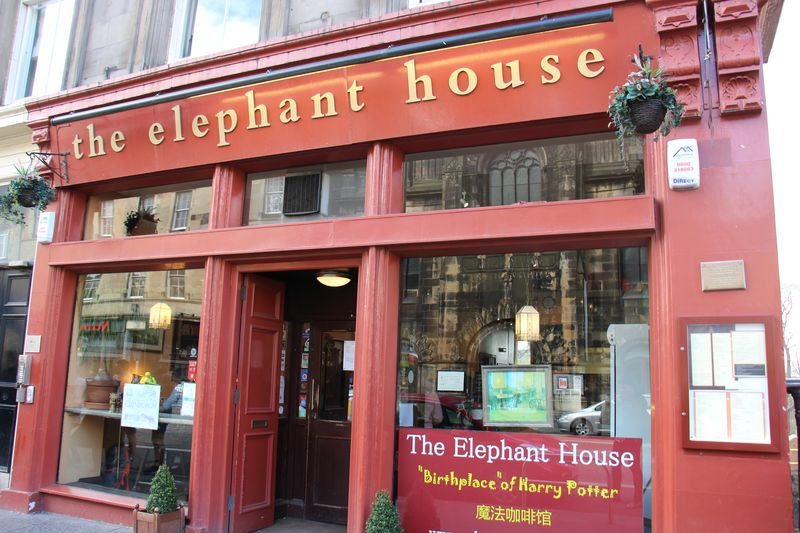 elephant house, edimburg