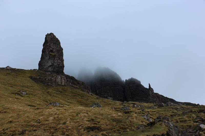 Old man of Storr - Ile de Skye